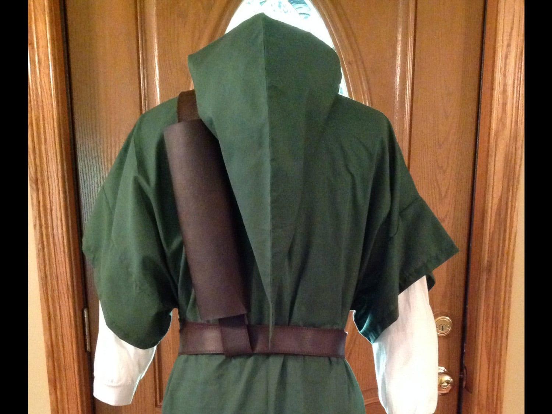 3 Piece Costume For Legend Of Zelda Link Cosplay Elf or