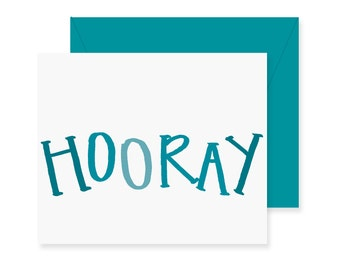 Congrats on your checklist greeting card congrats card hooray greeting card congrats card handwritten greeting card good job card congratulations m4hsunfo