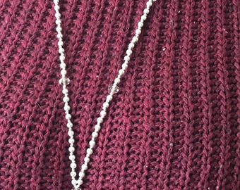 Halskette lang Form Halskette