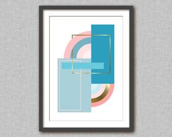 Posters and prints printable wall art prints and posters instant download printable wall decor download abstract art print downloadable art