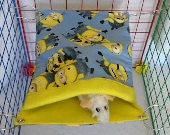 RAT SAC Sleeping Bag sm - Blue Minions