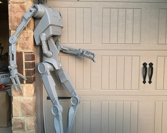 3D Printable files inspired by the B1 Battle Droid