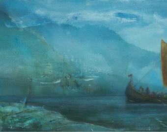 Viking Ship, 2018