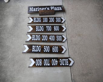 Signs, Wooden Carved, Commercial, Residential, Industrial, Institutional, Directional, Informative,  Permanent, Weather Resistant,