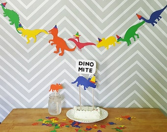 Dinosaur Birthday Party Kit