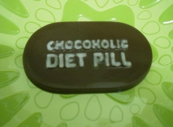 One Dozen Chocoholic Diet Pills