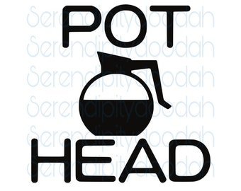 Pot Head SVG/PNG