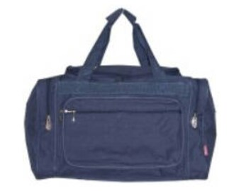 "Personalized 22"" Duffel Bag,  NAVY Duffel Bag,   gym Bag,   Sports Bag,   CHEER  Dance"