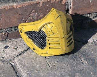 MORTAL KOMBAT X Scorpion mask