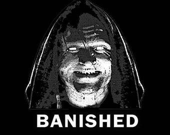 Banished T-Shirt Nightmare VHS Game