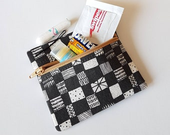 Card Wallet, change pouch, coin purse, change purse, purse organizer, coin pouch, card case