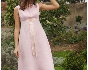 1960s Bridesmaid Dress // wedding dress // Prom dress