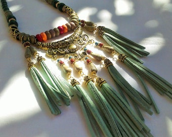 NECKLACE BOHO CHIC