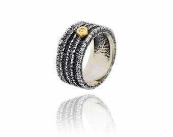 Ring GEO diamond