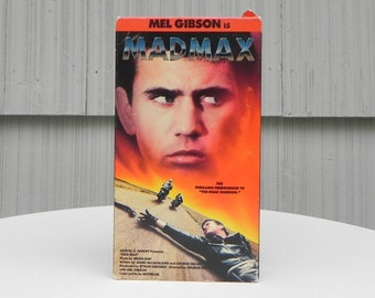 Mad Max 1988 VHS