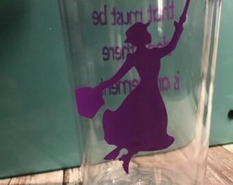 Mary Poppins Tumbler
