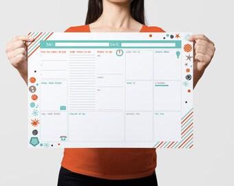 Business Planner, Work Day Planner, Business Organiser, Daily Planner, Entrepreneur Planner, To Do List