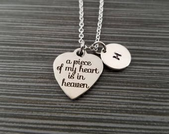 Remembrance Necklace - Memorial Necklace - Memory Necklace - Bereavement Necklace - Sympathy Necklace - Loss of Child Necklace - Infant Loss