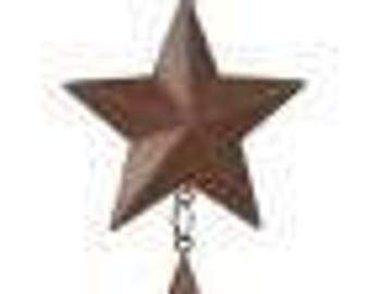 Rustic Hanging Stars