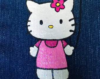 Hello Kitty Birthday Jeans
