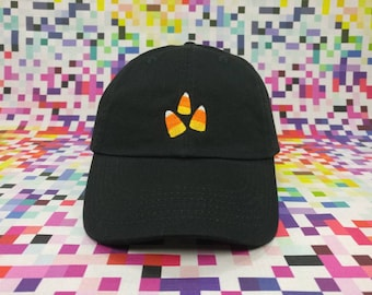 Candy Corn Cap