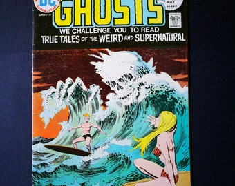 Ghosts #38. Specter in the Surf.