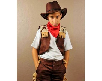 COWBOY Costume FREESHIPPING