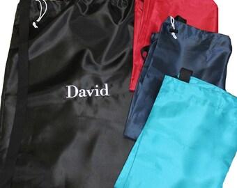 Laundry Bag - Monogrammed Laundry Bag - Personalized Laundry Bag