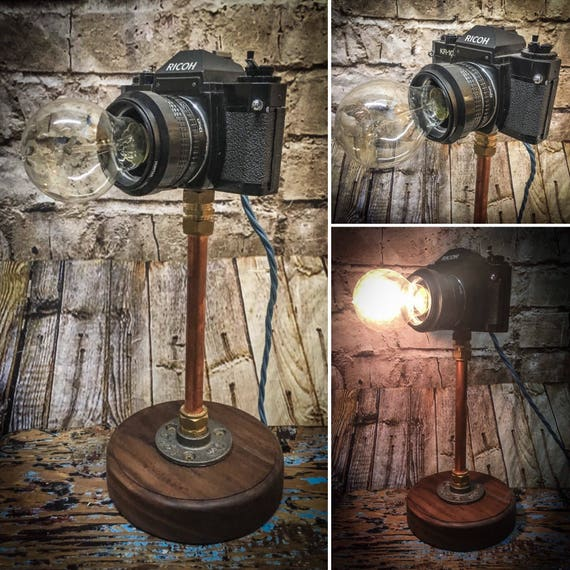 SLR Camera Lamp