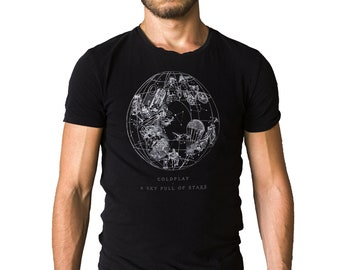 Coldplay A Sky Full of Stars T-Shirt
