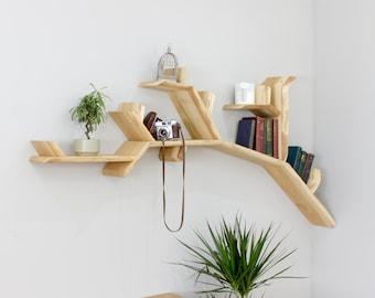 The Oak Tree Branch Shelf - 1.8m Size