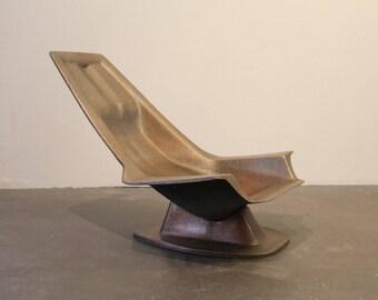 Charles Zublena Chair - vintage