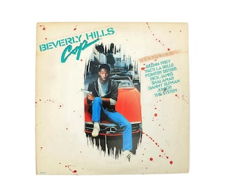 Beverly Hills Cop - Soundtrack - Vinyl Album