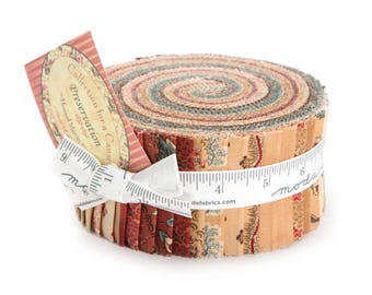 Collection for a Cause - Preservation jelly roll