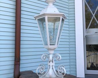 Vintage outdoor light fixtures