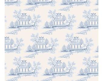 Tilda China Blue