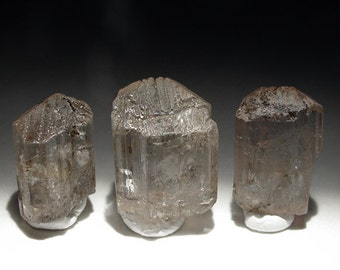 Terminated Purple Scapolite Crystal Lot