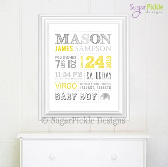 Custom baby gifts nursery art personalized gifts for baby custom baby gifts nursery art personalized gifts for baby name wall art presents for a new mom gifts for new mom nursery wall decor negle Images