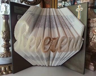 Reverend Book, Clergy, Gift for Pastor, Wedding Gift for Pastor, Religious Gift, Minister Gift, Wedding Gift Minister, Preacher Gift, Faith