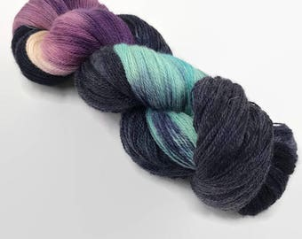 Hand Painted Yarn - Embryonic - Multiple Superwash Bases
