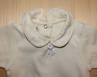 Baby Dior Girls Bodysuit