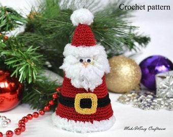 Easy Christmas Amigurumi : Pdf crochet patterns by makeiteasycraftroom on etsy