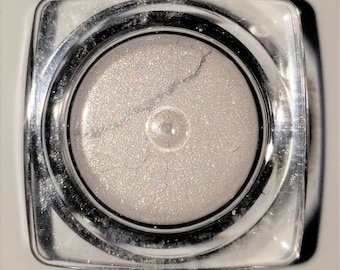 Silver Shimmer Eyeshadow Pot