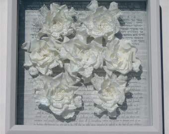 Gardenia Ketubah