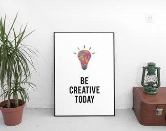 Funny Printable Art, Funny Wall Art, Funny Print, Instant Download, Digital Print, Printable Quote, Digital Download, Modern Decor,