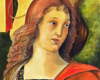 Ange de Raphaël