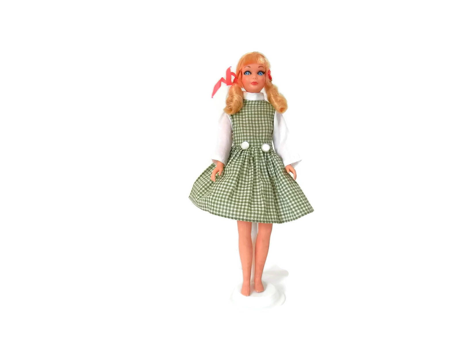 A Kitchen With Vintage Character: Vintage Cricket Dress Kitchen Cutie American Character