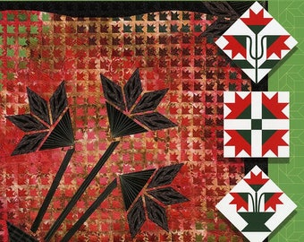 Carolina Lily:  New Quilts from an Old Favorite