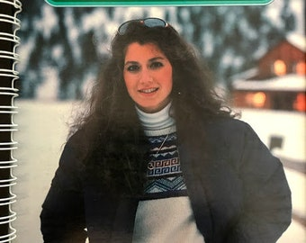 for the Amy Grant - Baby, Baby  Christmas Album FAN / Album Cover Notebook /rare Vinyl!