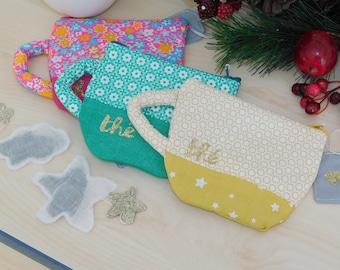 tea bag / box tea with 4 organic Christmas tea bags